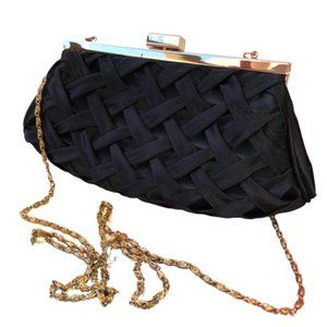 Nordstrom Satin Woven Cross Body or Clutch